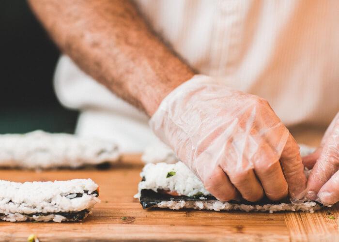 perle sushi caluire - le traiteur