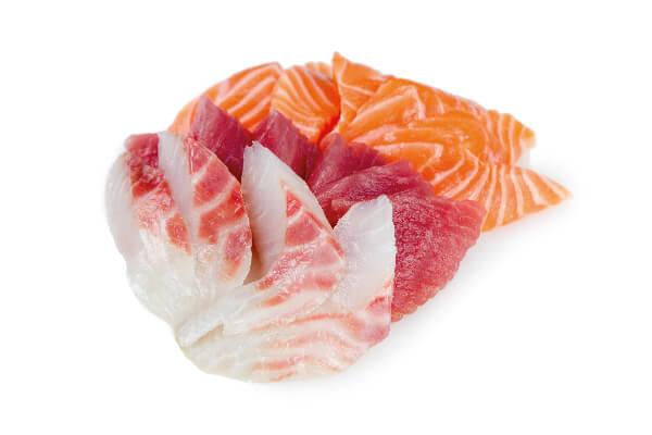 produit de plats - Sashimi