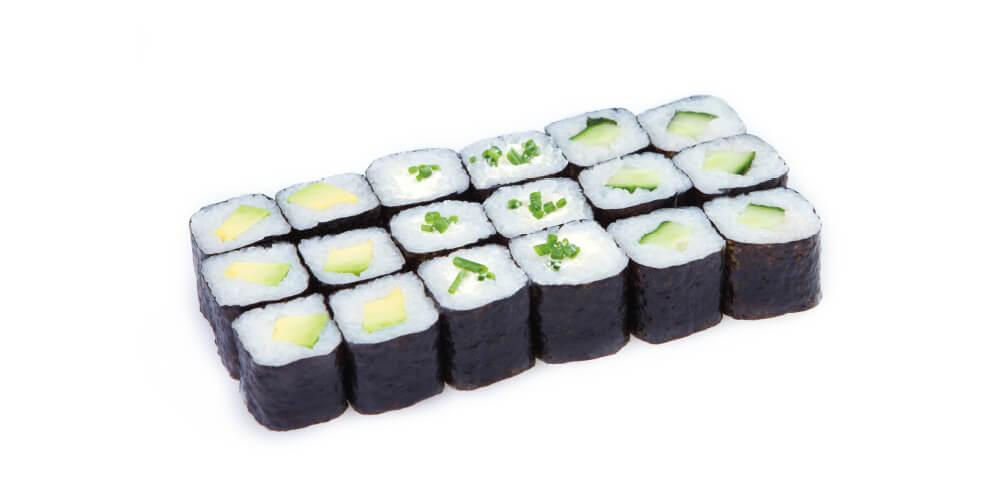 produit de plats - 6. Green maki